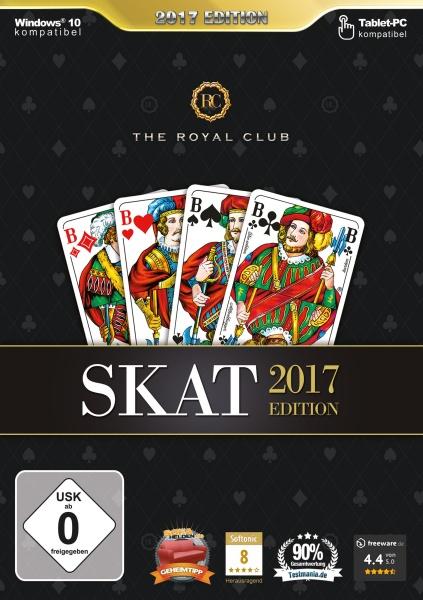 rokapublish The Royal Club Skat 2017 PC