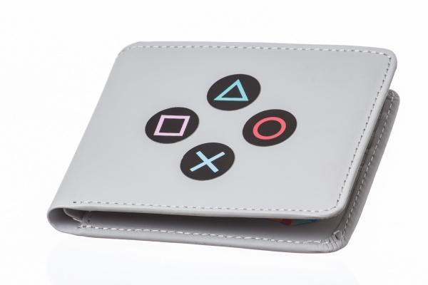 PlayStation Controller Geldbörse Englisch