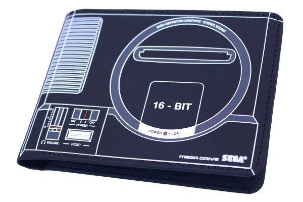 Numskull Mega Drive Console Wallet
