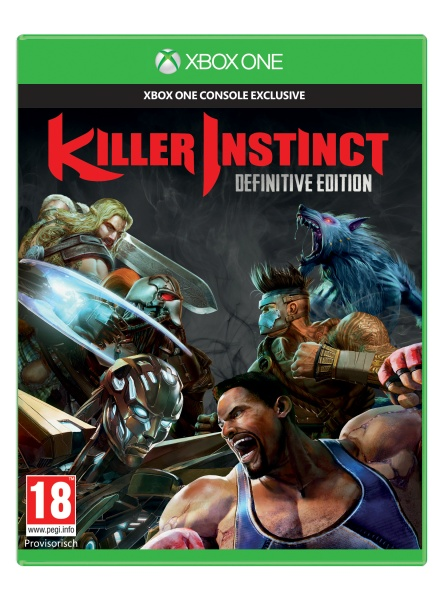 Killer Instinct Definitive Edition (XONE)