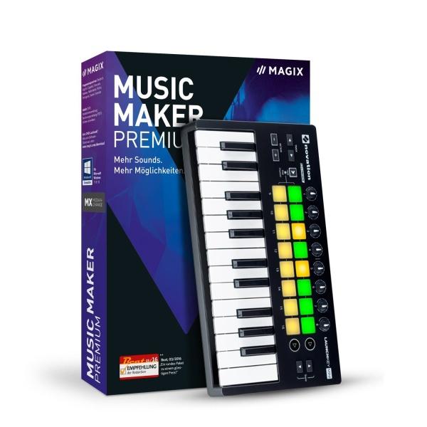 MAGIX Music Maker Performer 2017