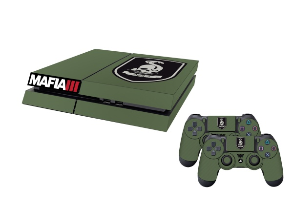 Mafia III 223rd Infantry PS4 Skin Englisch
