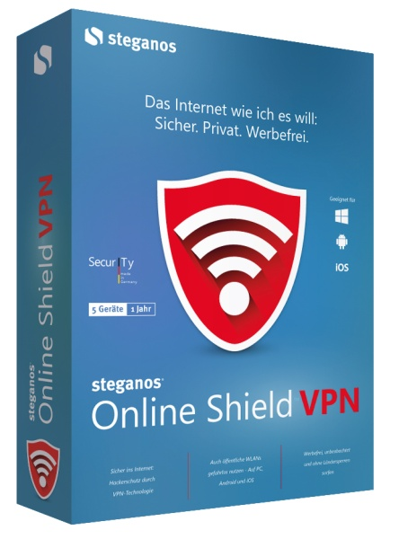 AVANQUEST ESD  Steganos Online Shield VPN