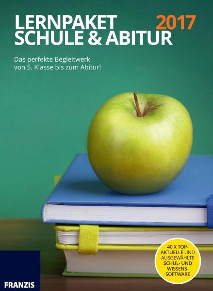 Lernpaket Schule und Abitur 2017