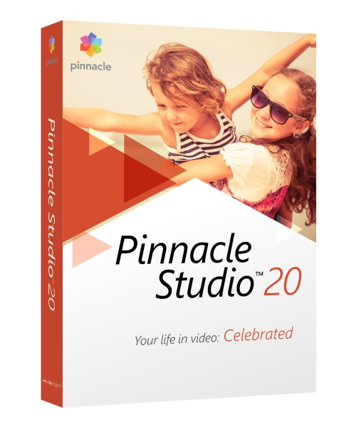 COREL Pinnacle Studio 20 Standard (DE)