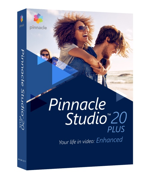 COREL Pinnacle Studio 20 Plus (DE)