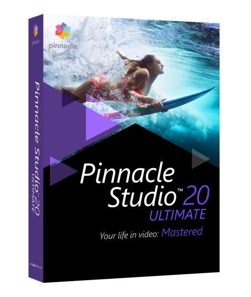 COREL Pinnacle Studio 20 Ultimate (DE)