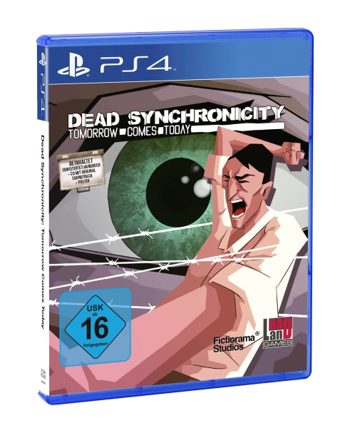 Dead Synchronicity: Tomorrow Comes Today (PS4)