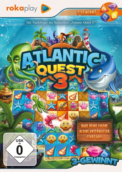 rokaplay - Atlantic Quest 3 (PC)