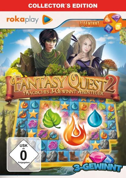 rokaplay - Fantasy Quest 2 Collectors Edition (PC)
