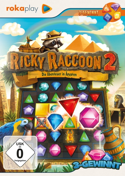 rokaplay - Ricky Raccoon 2 (PC)