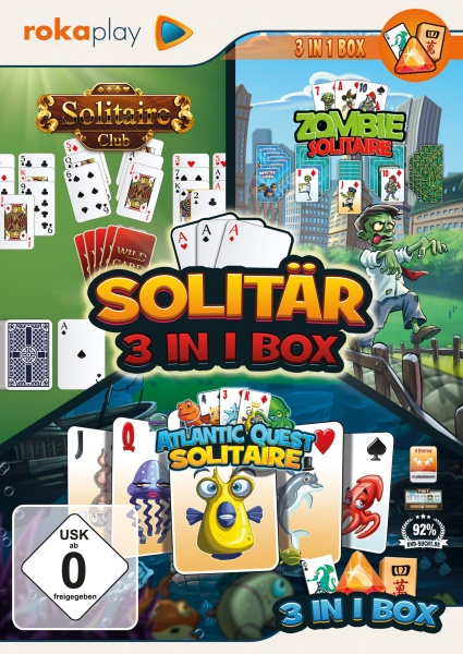 rokaplay - Solit�r Box (PC)
