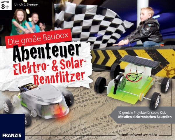 Baubox Elektro -& Solar-Rennflitzer