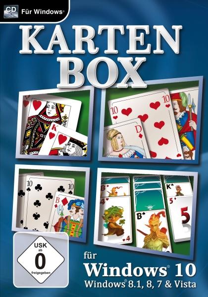 KARTEN BOX f�r Windows 10 (PC)