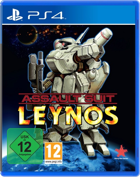 Assault Suit Leynos (PS4) Englisch