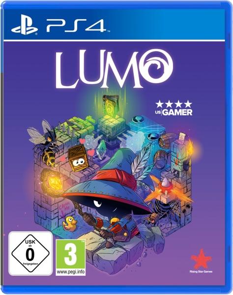 Lumo (PS4) Englisch