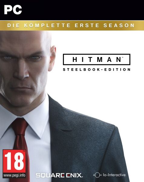 Square Enix HITMAN: Die komplette erste Season - Day One Edition (PC)