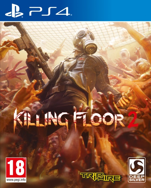 DEEP SILVER Killing Floor 2 PS4