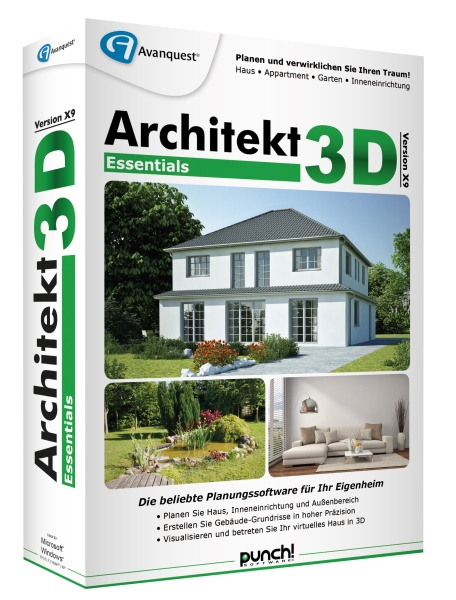 Architekt 3D X9 Essentials