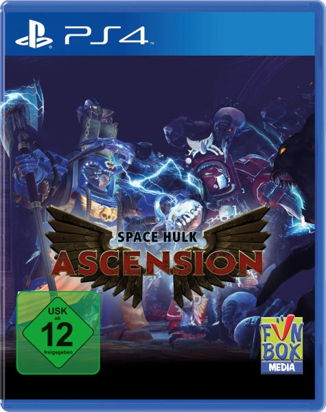 SPACE HULK Ascension (PS4)