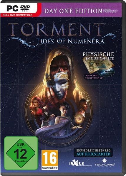 Torment: Tides of Numenera Day One Edition (PC)