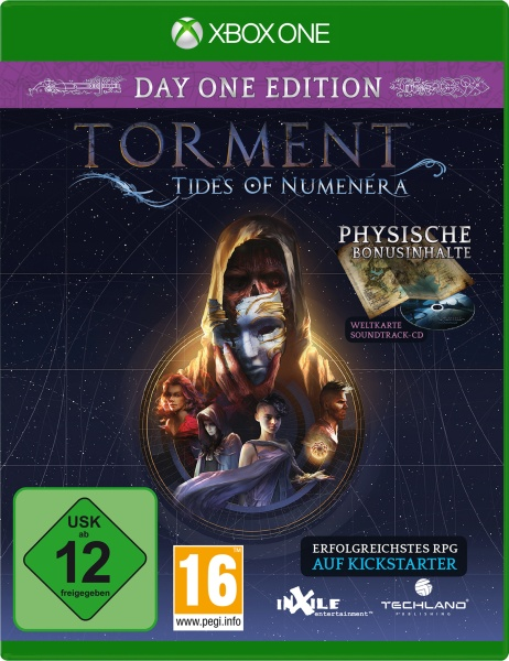 Torment: Tides of Numenera Day One Edition (XONE)