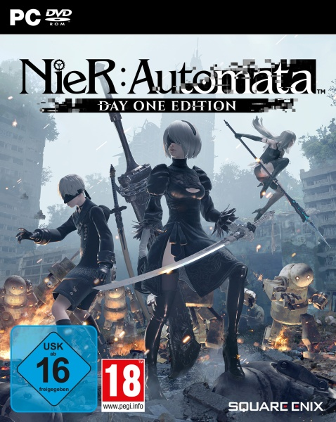 Square Enix Nier: Automata Day One Edition (PC)