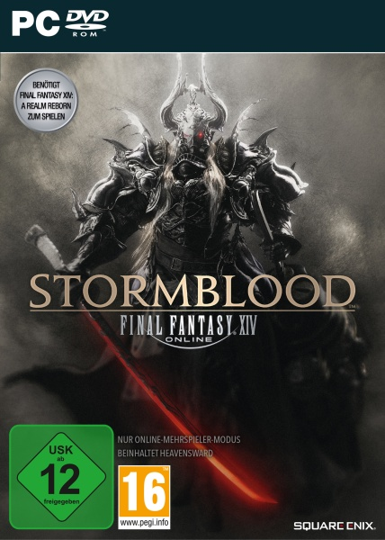 Square Enix Final Fantasy XIV: Stormblood (PC)
