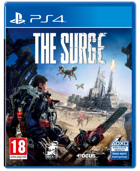 Focus Home Interactive The Surge (PS4)