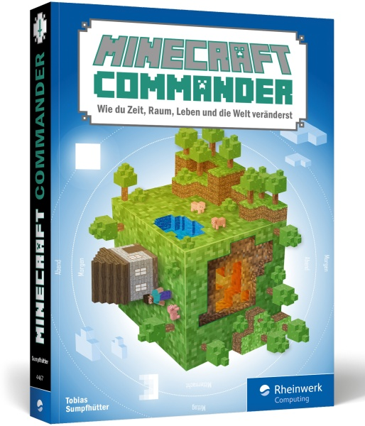 Minecraft-Commander