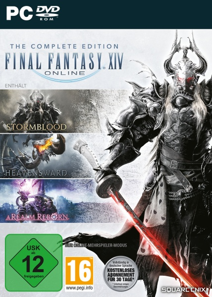 Square Enix Final Fantasy XIV Complete Edition (PC)