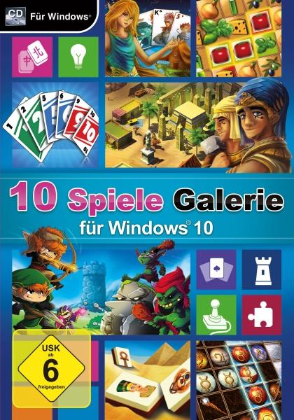 MAGNUSSOFT 10 Spiele Galerie für Windows 10