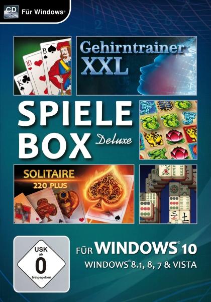 MAGNUSSOFT Spielebox Deluxe für Windows 10