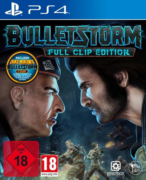 Bulletstorm Full Clip Edition (PS4) Englisch