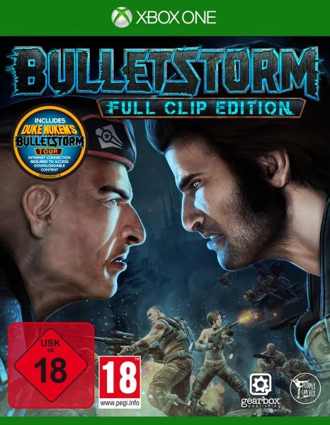KOCH Media Bulletstorm Full Clip Edition (XONE)