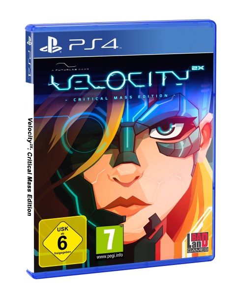 Velocity 2X: Critical Mass Edition (PS4)