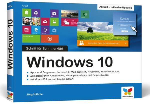 Windows 10-Schritt für Schritt erklärt