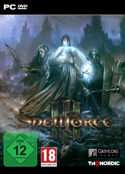 THQ SpellForce 3 (PC)