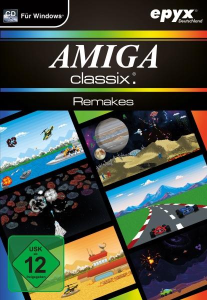 MAGNUSSOFT Amiga Classix Remakes