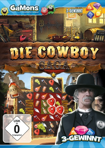 rokapublish GaMons - Die Cowboy Saga PC