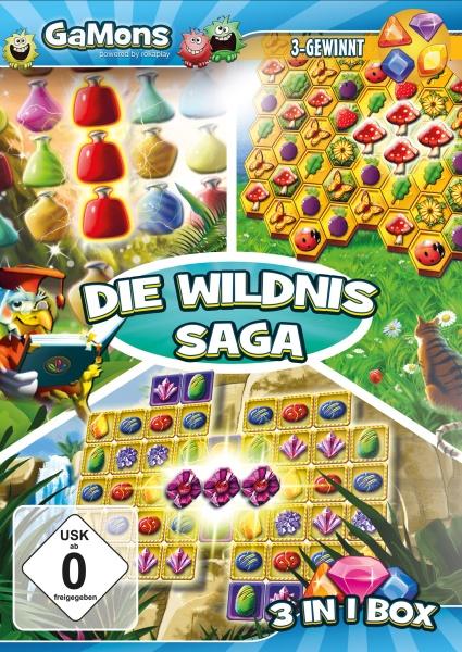 rokapublish GaMons - Die Wildnis Saga PC