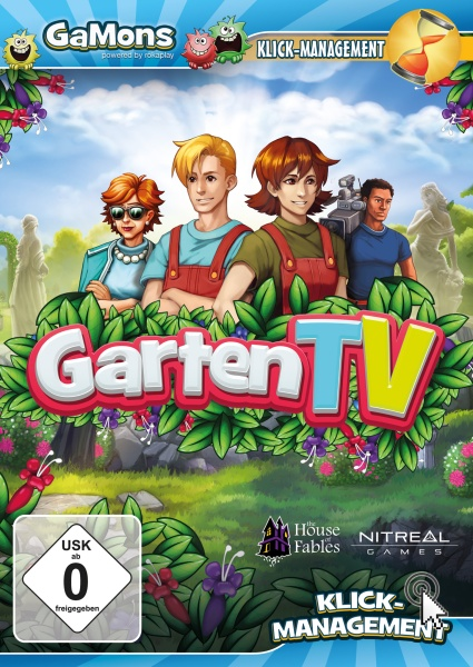 rokapublish GaMons - Garten TV PC