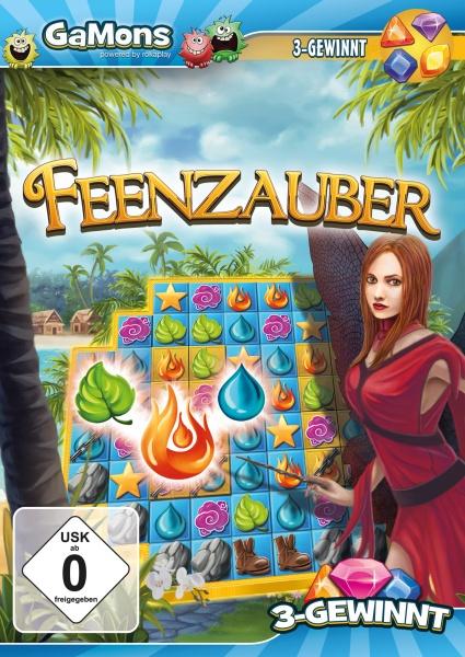 rokapublish GaMons - Feenzauber PC