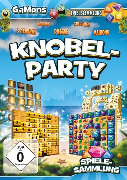 rokapublish GaMons - Knobelparty PC