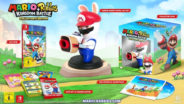Mario & Rabbids Kingdom Battle Collector\s Edition (Switch)