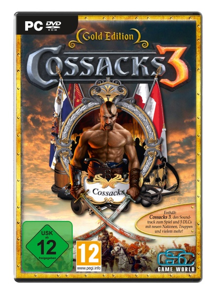 KOCH Media Cossacks 3 Gold Edition (PC)