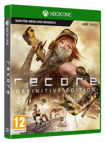 Microsoft Recore - Definitive Edition (XONE)