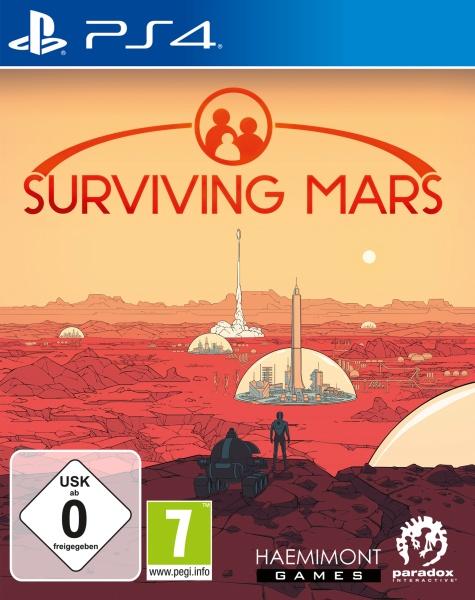 PARADOX INTERACTIVE Surviving Mars (PS4)