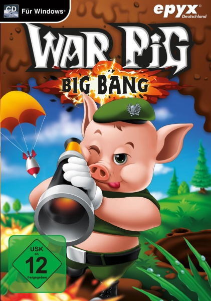 MAGNUSSOFT War Pig Big Bang - Jump\n\ Run