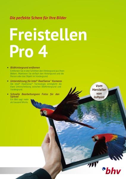 bhv Freistellen Pro 4